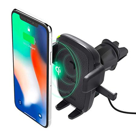 iOttie Easy One Touch Qi Wireless Charger Vent Mount HLCRIO135AM