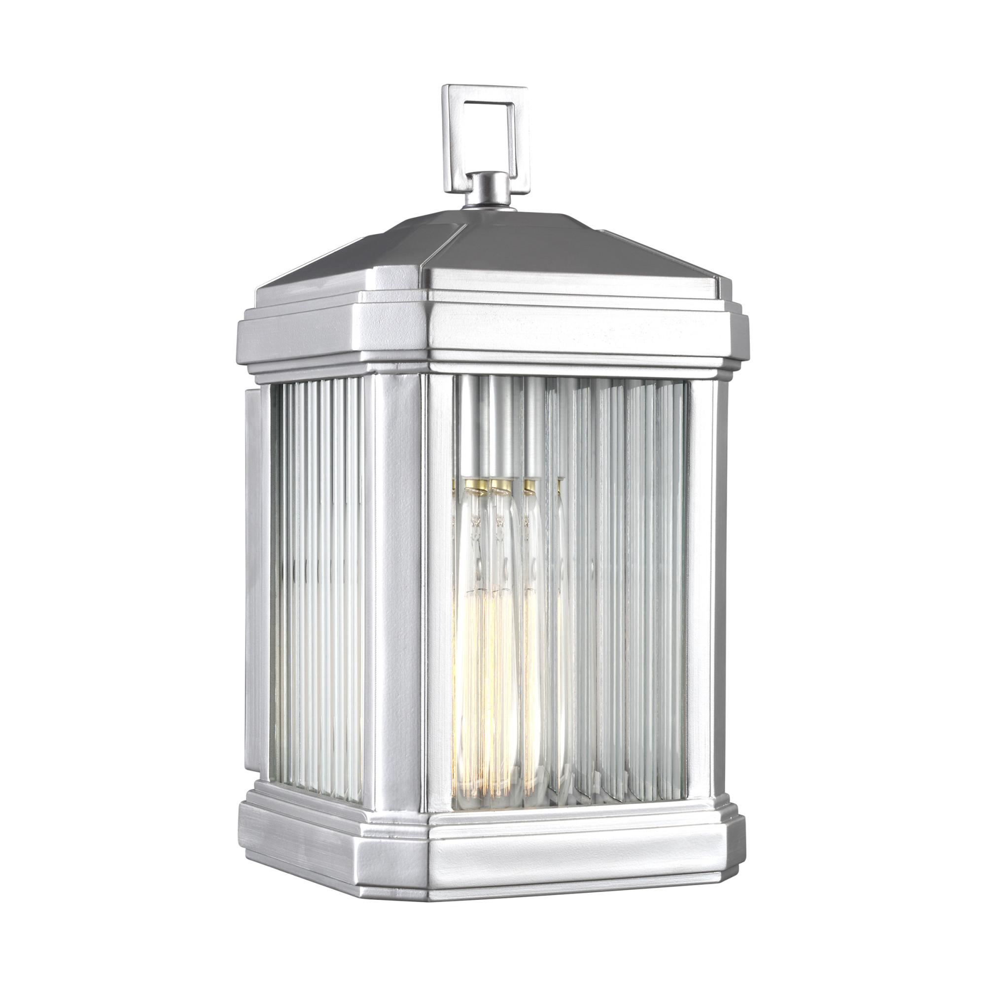 "Sea Gull Lighting 8647431EN3 Gaelan Single Light 14-1/4"" Tall LED Outdoor Wall Sconce"