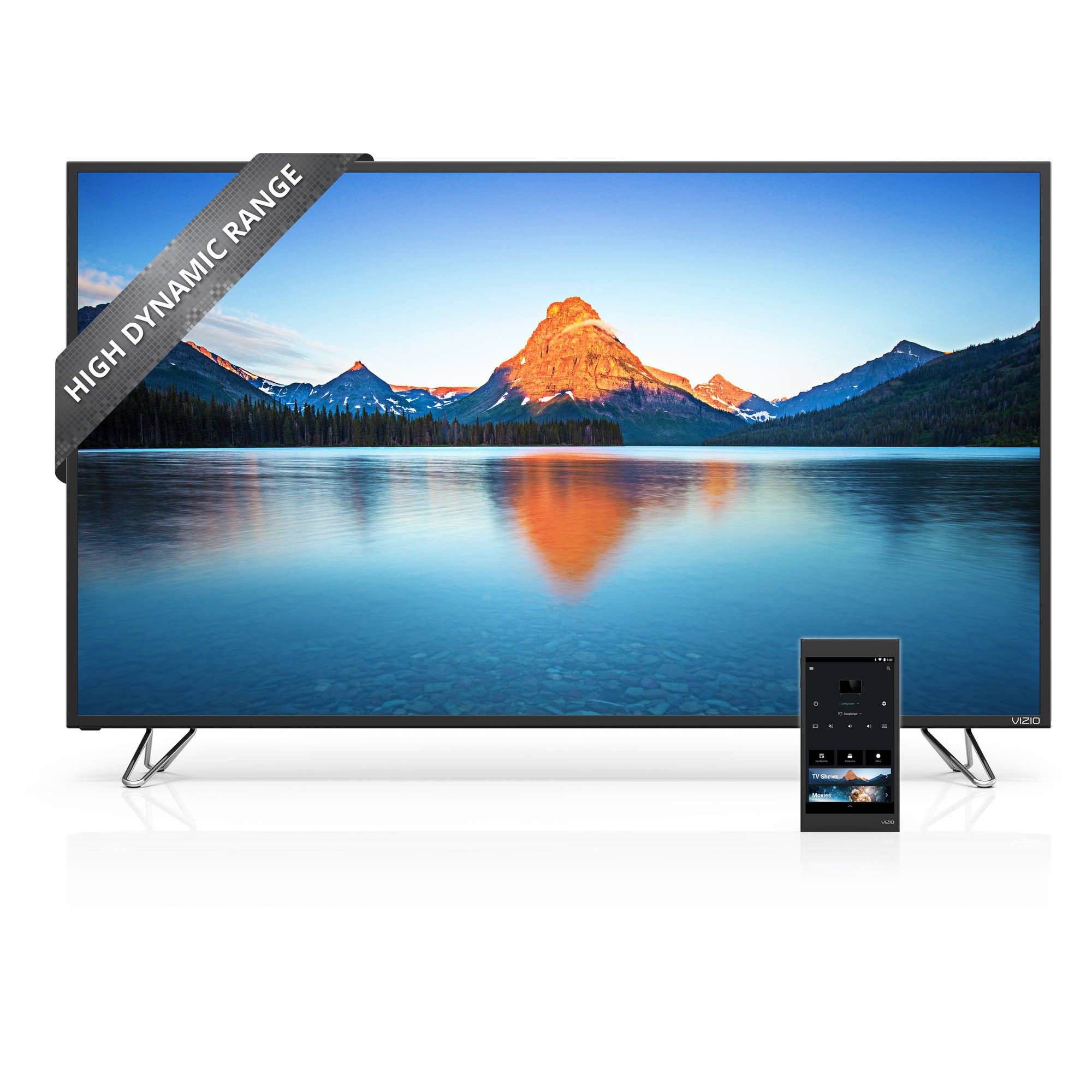 "VIZIO 60"" Class 4K (2160P) Smart Full Array LED Home Theater Display(M60"