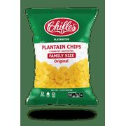Chifles Original Plantain Chips Family Size, 15 Oz.