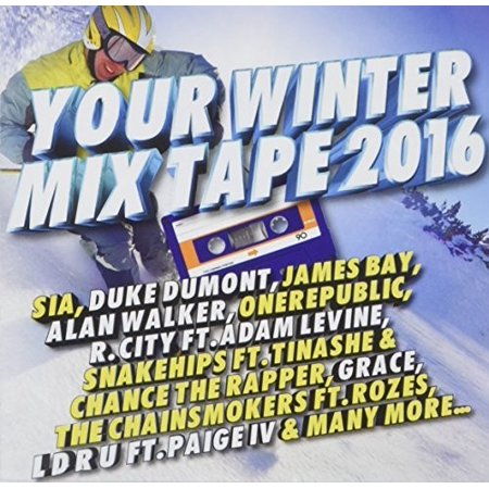 Your Winter Mix Tape 2016 / (Winter Type)