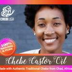 Chloe Oil (Chebe Castor Oil - 4 ounces)