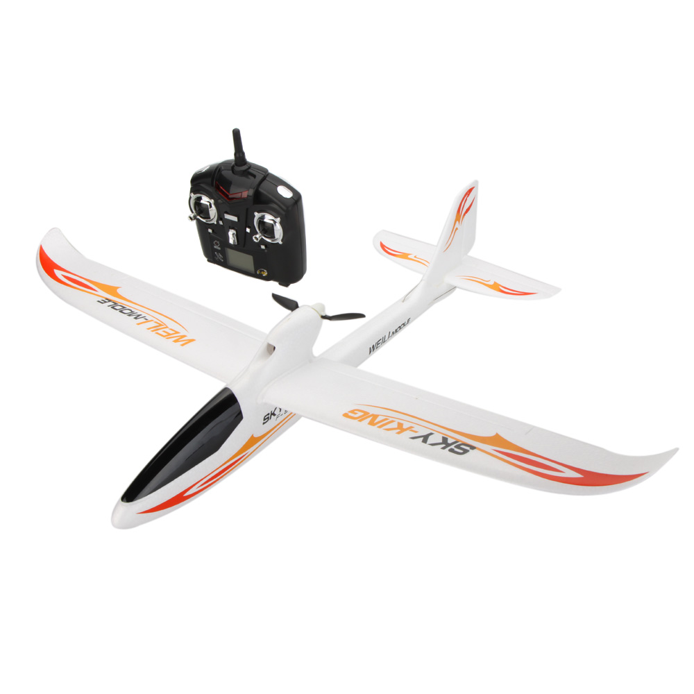 Wltoys F959 SKY-King 2.4G 3CH Radio Control RC Airplane Aircraft RTF Version by