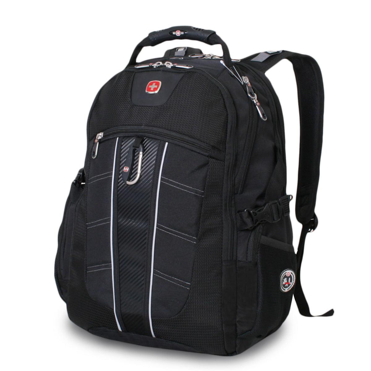 "SWISSGEAR ScanSmart 18.5"" Backpack - Black"