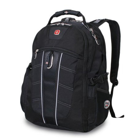 "SWISSGEAR ScanSmart 18.5"" Backpack - Black"