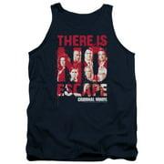 Criminal Minds No Escape Mens Tank Top Shirt