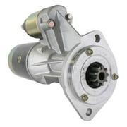 DB Electrical SHI0099 New Starter For Isuzu Diesel Engines C190 C240, 5811001291, 5811001292 , Elf Engine 1982-1995 82 83 84 85 86 87 88 89 90 91 92 93 94 95 C-190 C190 C240 111247 S25-121A 410-44012