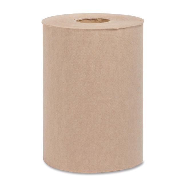 Private Brand Hardwound Towel Rolls (6 Pack)