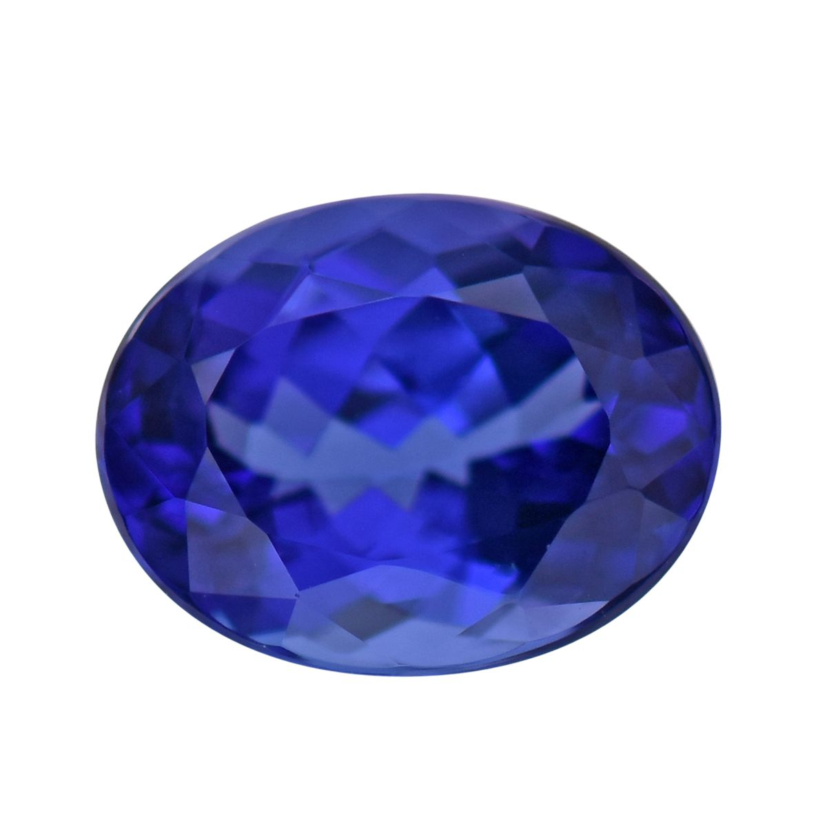 Premium AAA Tanzanite Ovl 9x7 mm 1.4 cttw by Shop LC