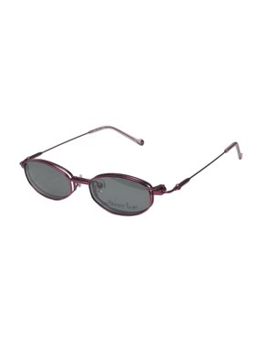 17f64c7d6ca6 Product Image New Smartclip 281 Mens Womens Designer Full-Rim Violet  Optical With Polarized Clip-