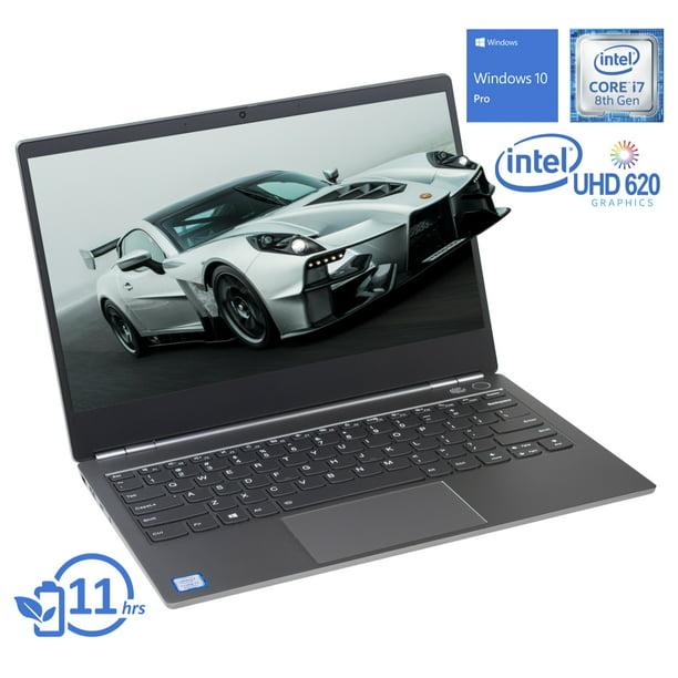 "Lenovo ThinkBook 13s Notebook, 13.3"" FHD Display, Intel Core i7-8565U Upto 4.6GHz, 16GB RAM, 256GB NVMe SSD, HDMI, Wi-Fi, Bluetooth, Windows 10 Pro"