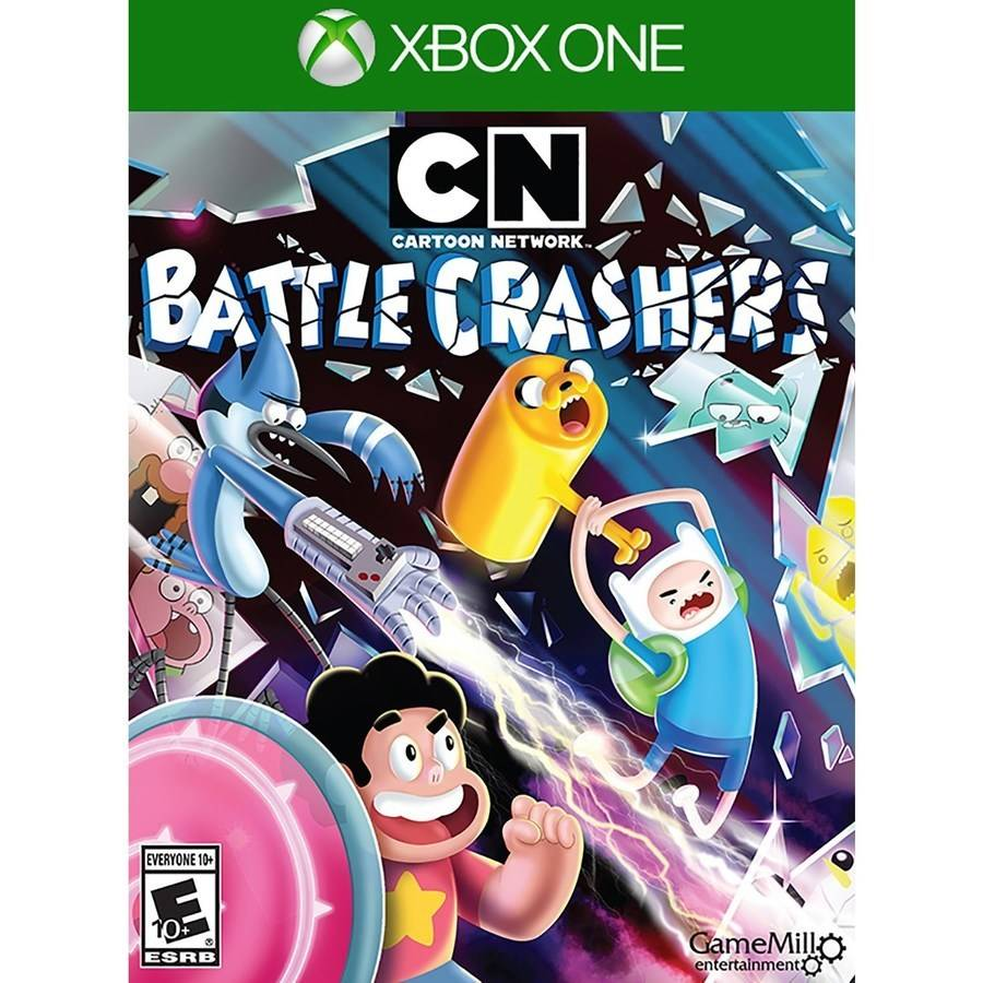 Cartoon Network Brawler (Xbox One) MADCOW, 834656000363