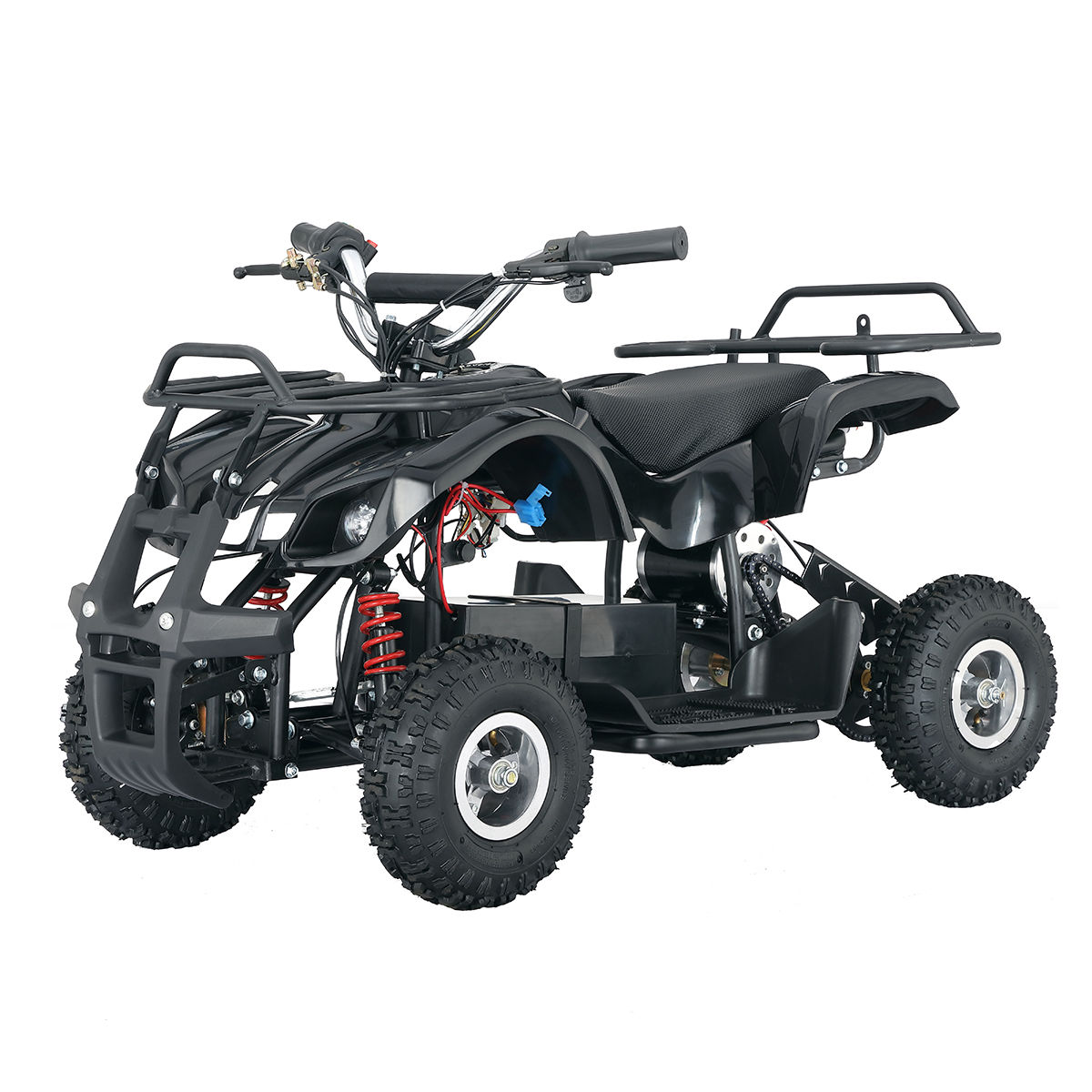 Costway Electric Ride On ATV Quad 36V Battery Operated Ki...