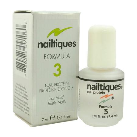Nailtiques Nail Protein Formula # 3 Manicure - 0.25 oz