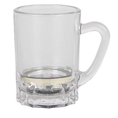 Mini Beer Mugs (MINI BEER MUG SHOT WITH COMPASS)