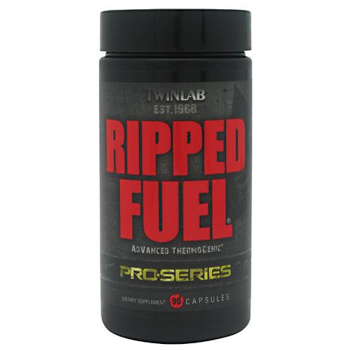 TwinLab Pro Series Ripped Fuel - 90 capsules