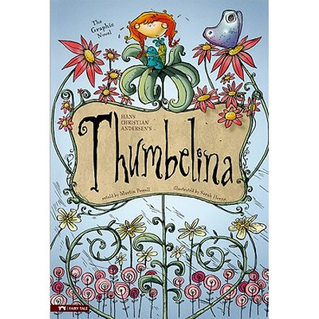 Thumbelina : The Graphic Novel - Halloween Graphic Novel