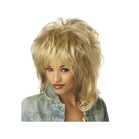 Rockin' Soul Costume Wig (Blonde)