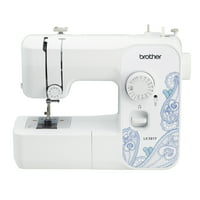 Walmart.com deals on Brother LX3817 17-Stitch Full-size Sewing Machine