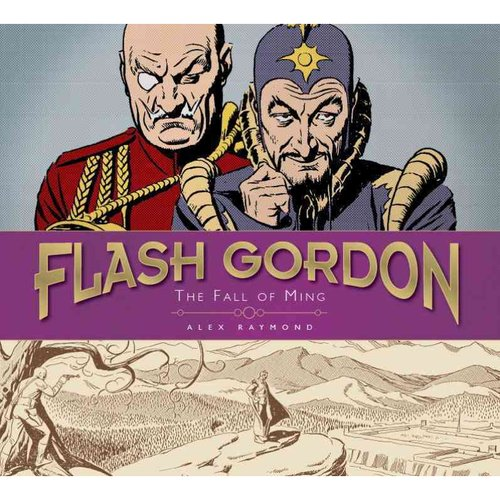 The Complete Flash Gordon: The Fall of Ming, Sundays 1941-44