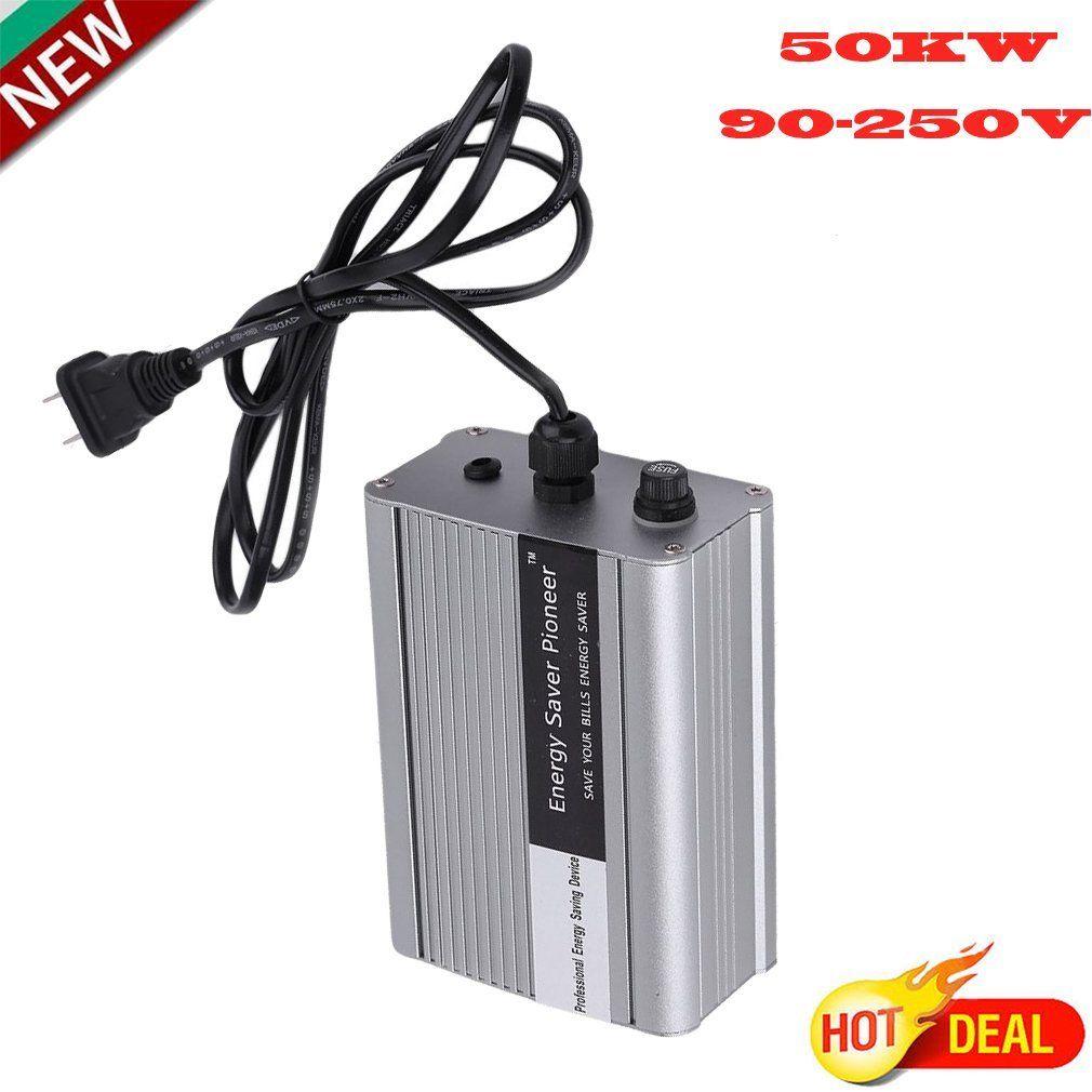 50KW 90-250V Power Electricity Saving Box Energy Saver Power Saver Device