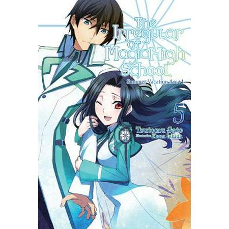 Ashfield High Arc - The Irregular at Magic High School, Vol. 5 (light novel) : Summer Vacation Arc +1