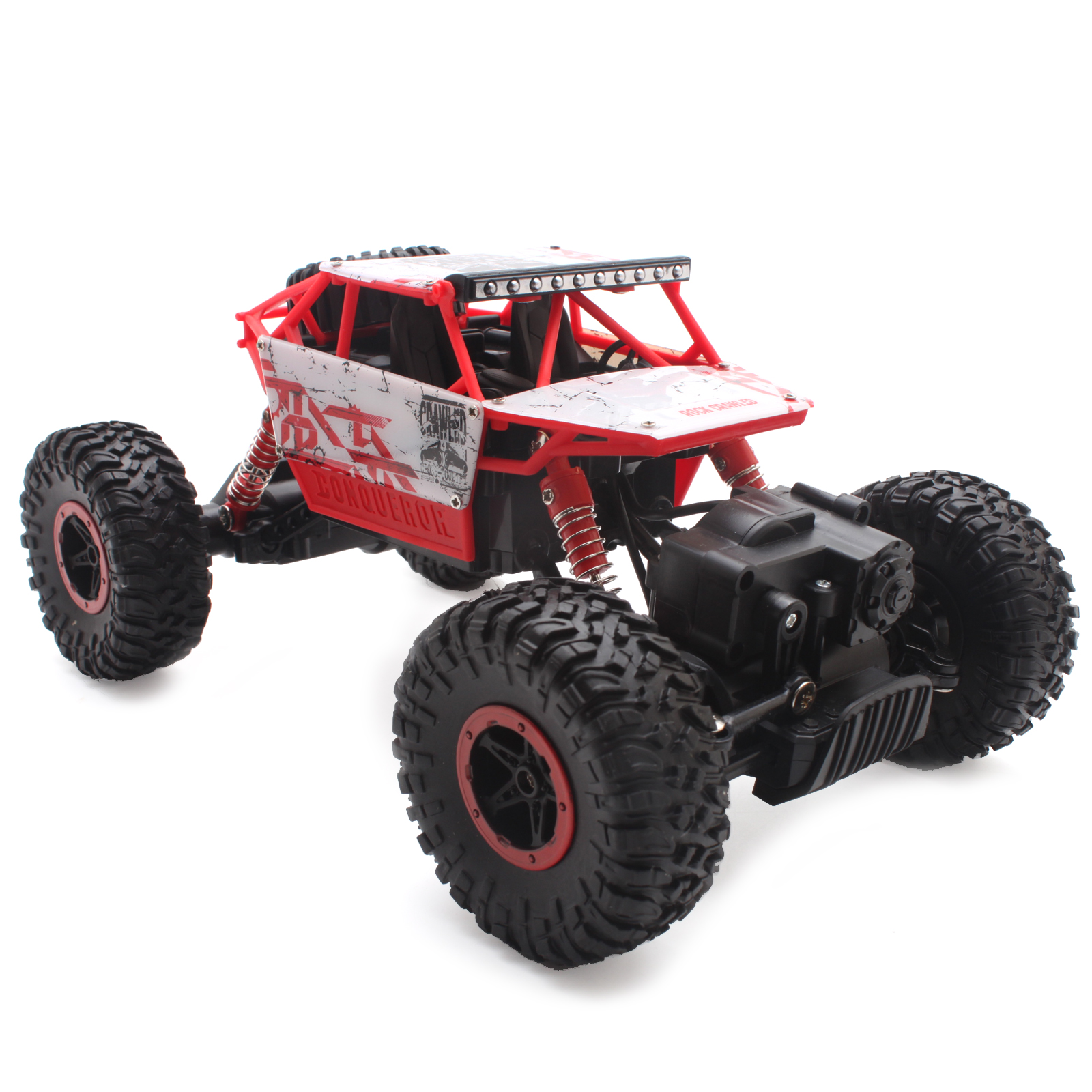 HB-P1801 2.4GHz 4WD 1 18 Scale 4x4 Rock Crawler Off-road Buggy Vehicle RC Car Truck by cheerwing