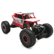 HB-P1801 2.4GHz 4WD 1/18 Scale 4x4 Rock Crawler Off-road Buggy Vehicle RC Car Truck