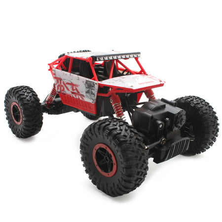 HB-P1801 2.4GHz 4WD 1/18 Scale 4x4 Rock Crawler Off-road Buggy Vehicle RC Car Truck 4wd Off Road Buggy