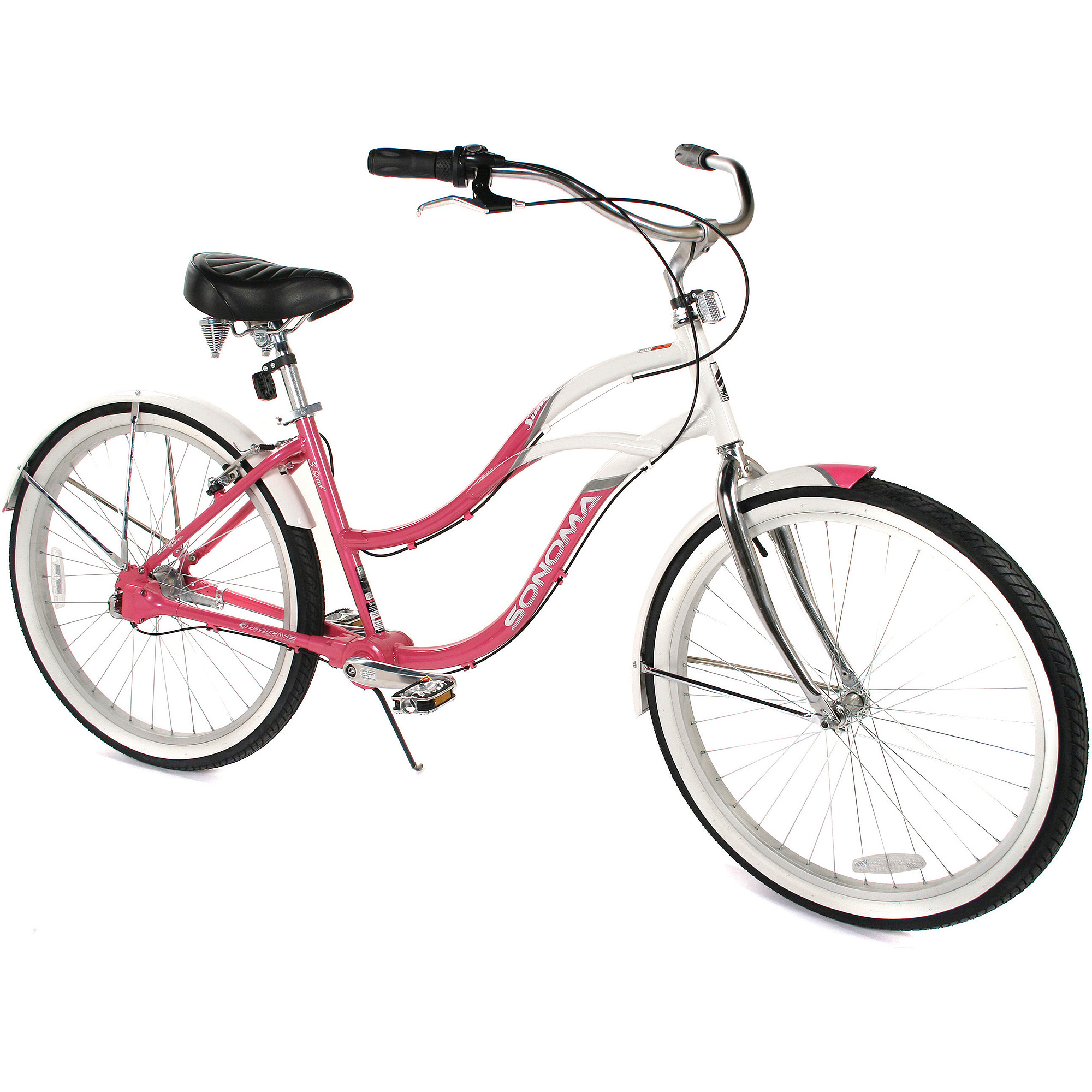 "Sonoma 26"" Women's Cruiser D-Drive Bicycle"