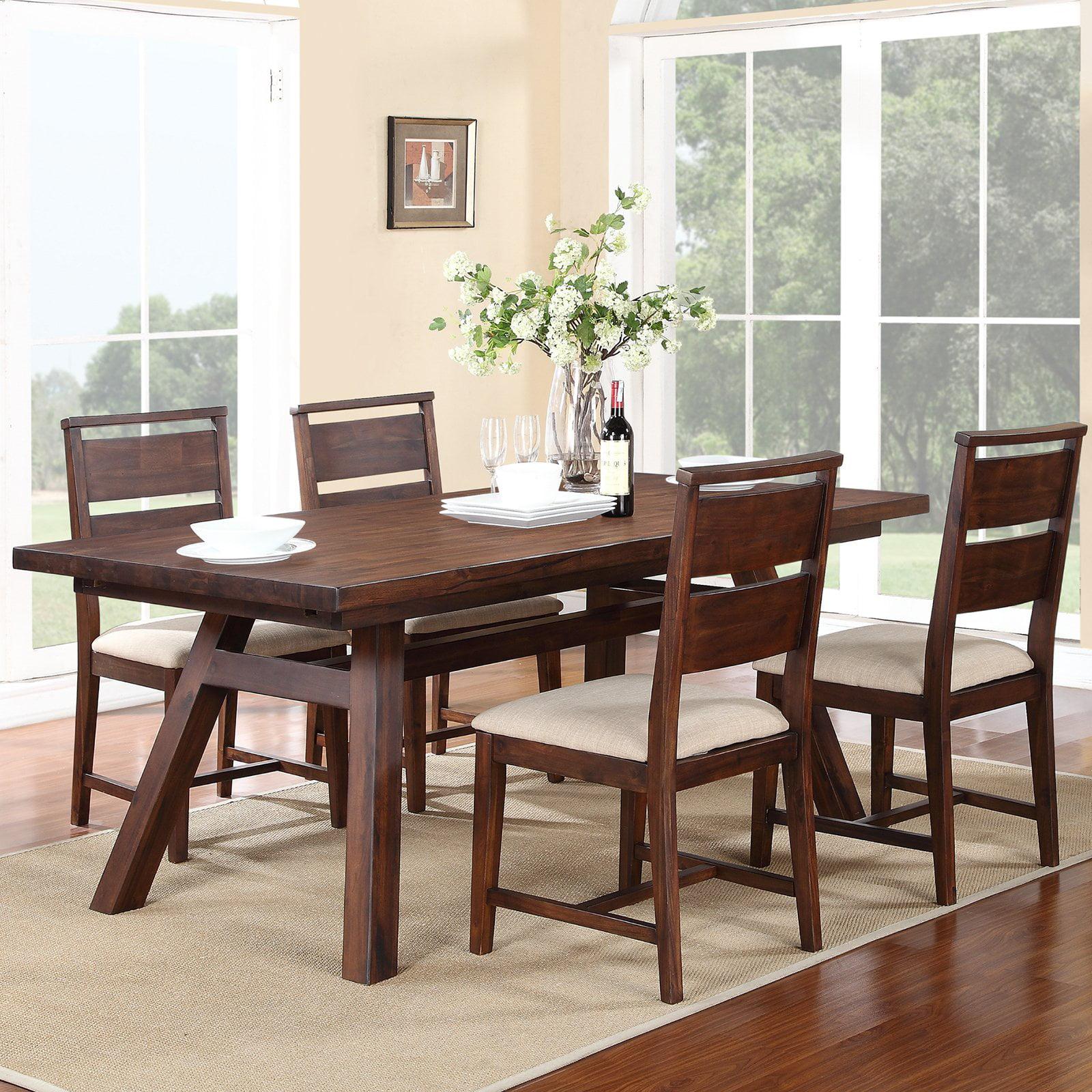 Modus Portland Rectangular 5 Piece Dining Table Set by Modus Furniture International