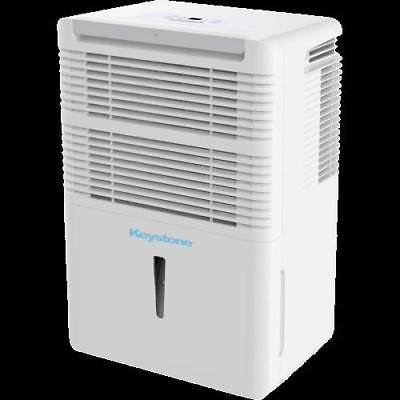 Keystone 70-Pint Dehumidifier with Pump (KSTAD706PB)