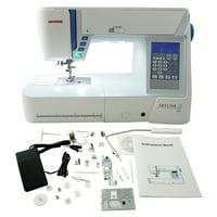 Janome S5 Computerized Sewing Machine w/ Exclusive Bonus Bundle