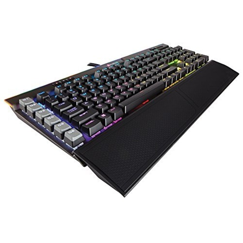 Corsair Gaming K95 RGB PLATINUM Mechanical Keyboard - Cherry MX Speed