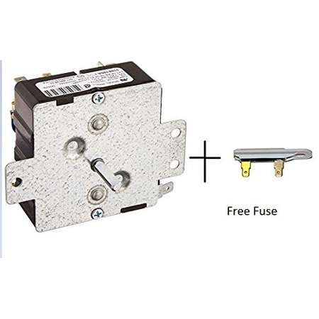 Whirlpool KitchenAid Dryer Timer UNI90055 Fits AP6009021 KIT Includes FREE FUSE