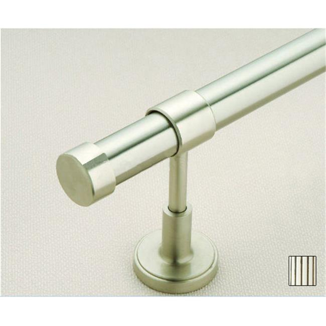 WinarT USA 8. 1016. 30. 10. 320 Palas 1016 Curtain Rod Set - 1. 25 inch - Antique Pearl White - 126 inch