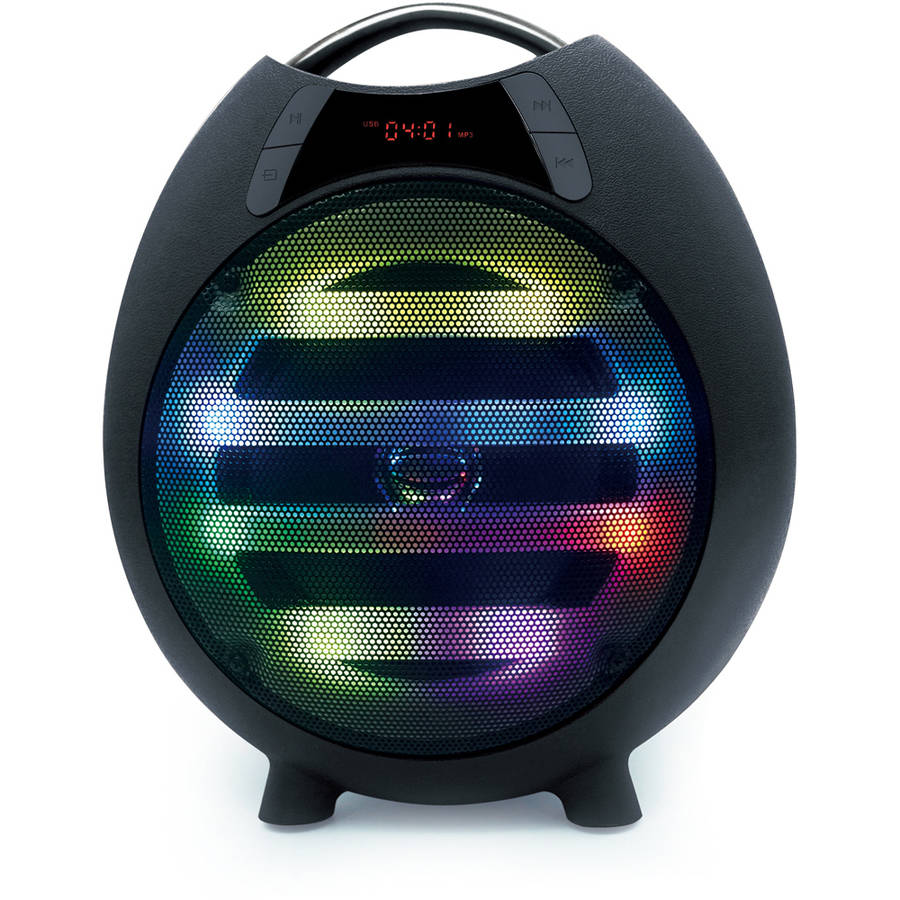 "QFX 6.5"" Portable Bluetooth Rechargeable Party Speaker"