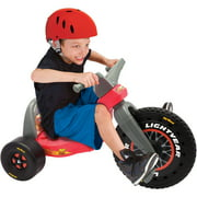 "Cars Racers Edge 16"" Big Wheel Ride-On"