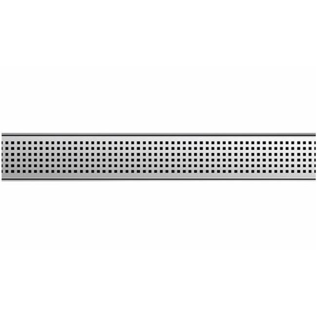 ACO Polymer Products 37307 47.25 in. Quadrato Shower Chan...