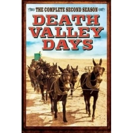 Death Valley Days: The Complete Second Season (DVD)