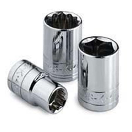 "31mm 12 Point Standard Socket 1/2"" Drive Weight: 0.5500 - image 1 de 1"