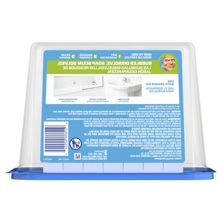 Mr Clean Magic Eraser Bath Cleaning Pads With Durafoam 7 Count