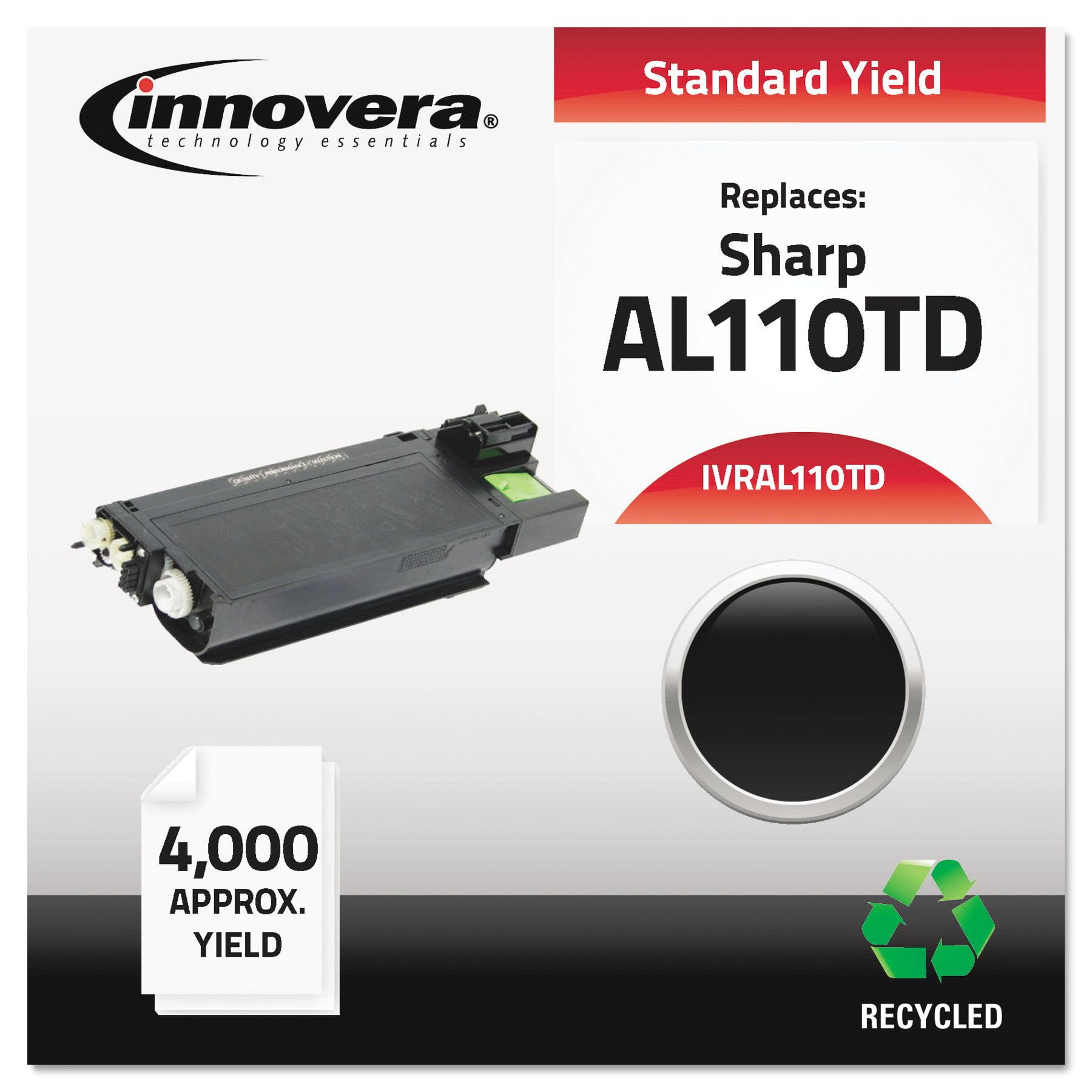 Innovera Remanufactured AL110TD Toner, Black