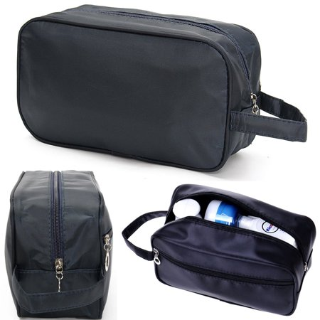 57208302b1b9 Mens Shaving Kit Travel Bag,Mens Travel Organizer Toiletry Bag Cases, Carry  Tote Waterproof