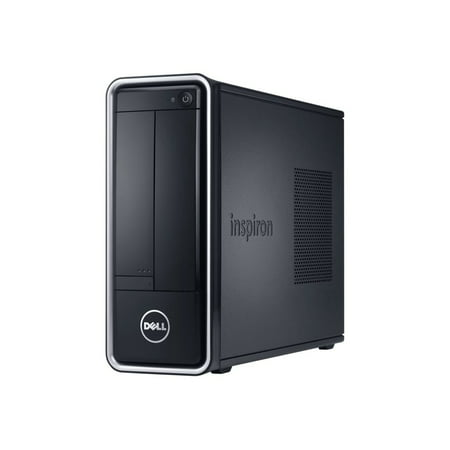 Dell Black Inspiron i660s-5390BK Desktop PC with Intel Core i5-3330S Processor, 8GB Memory, 1TB Hard Drive and Windows 8 Operating System (Monitor Not Included)