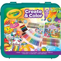 Crayola Epic Create & Color Art Case 75 Pc Boys and Girls Ages 5+ Child Deals