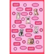 Card-Boxed-Valentine-Whiskers & Paws W/Stickers (Child) (Pack Of 32)