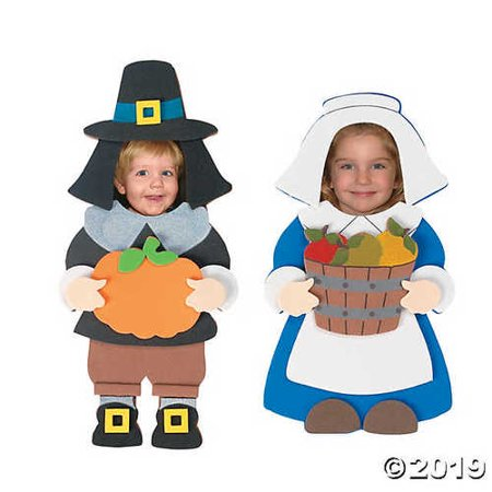 Pilgrim Photo Frame Magnet Craft Kit - Pilgrim Crafts