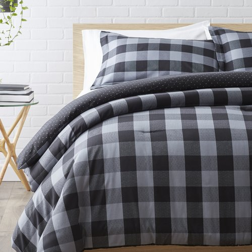 Thread Experiment 100pct Cotton Reversible Comforter Set