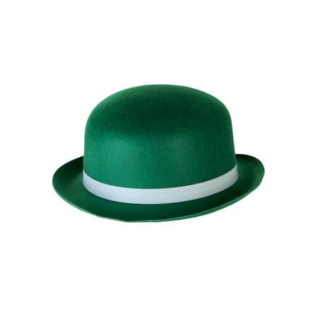 Green Derby Hat (Standard)